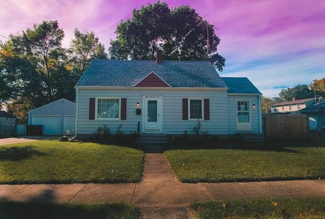 804 Bennett Street, Albion, MI 49224 (MLS #21102025) :: Sold by Stevo Team | @Home Realty