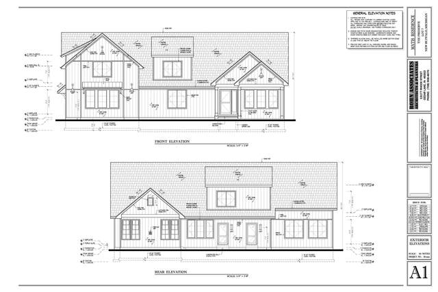 0 Forest Avenue Lot 32, Harbert, MI 49115 (MLS #21109667) :: Sold by Stevo Team   @Home Realty