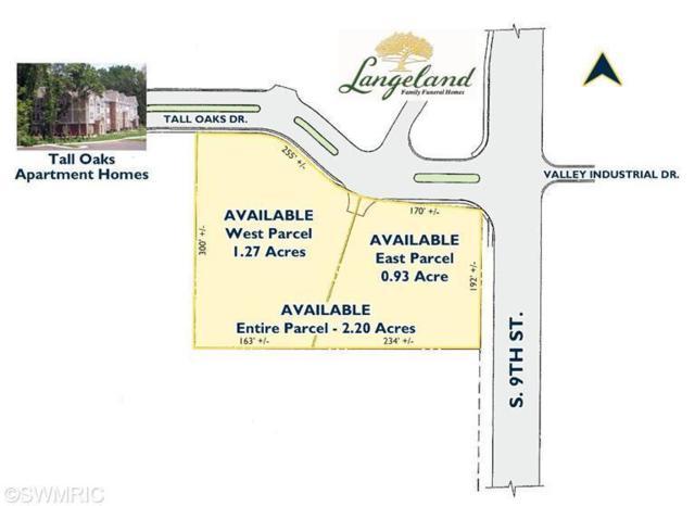 Entire S 9th Street, Kalamazoo, MI 49009 (MLS #14008896) :: CENTURY 21 C. Howard