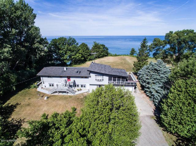 7373 S Scenic Drive, New Era, MI 49446 (MLS #18032036) :: Deb Stevenson Group - Greenridge Realty