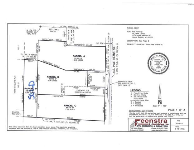 5151 Pine Island Drive NE, Comstock Park, MI 49321 (MLS #18039891) :: Matt Mulder Home Selling Team