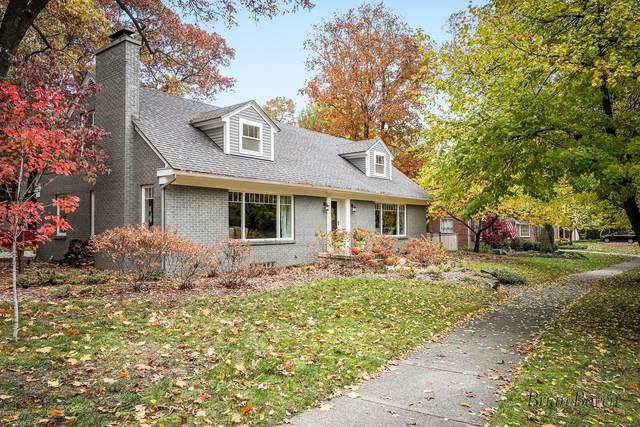 1050 Gladstone Drive SE, Grand Rapids, MI 49506 (MLS #20045672) :: JH Realty Partners