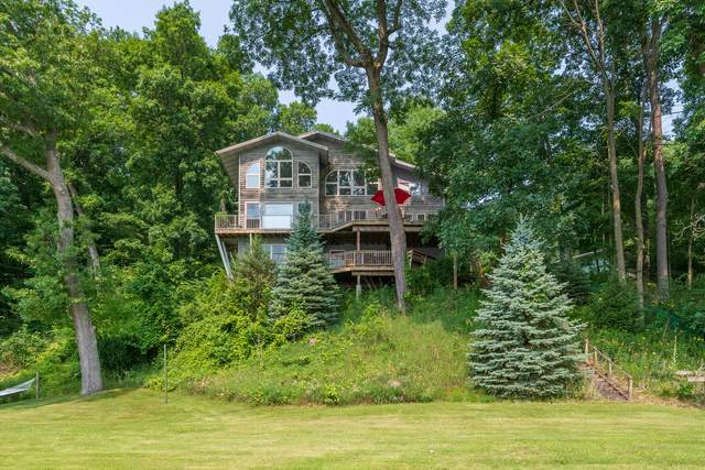 2661 Bristol Lake St. Mcarty's Landing, Dowling, MI 49050 (MLS #21096739) :: Sold by Stevo Team | @Home Realty