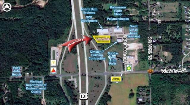 8199 Neptune Drive Pcl 1, Kalamazoo, MI 49009 (MLS #13028150) :: BlueWest Properties
