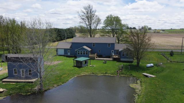 8759 Hill Road, Watervliet, MI 49098 (MLS #19018624) :: Deb Stevenson Group - Greenridge Realty