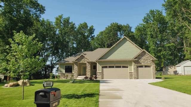 8448 Crestview Drive, Greenville, MI 48838 (MLS #21004743) :: Ginger Baxter Group