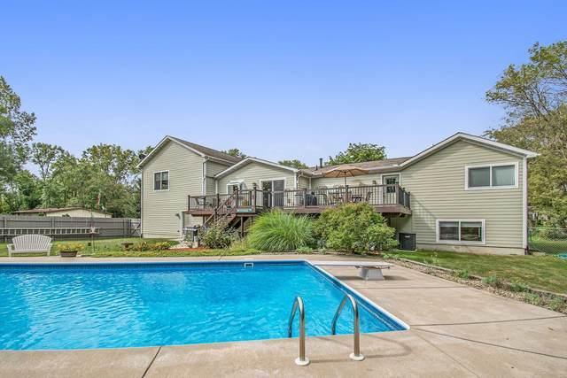 352 Burgess Drive, Galesburg, MI 49053 (MLS #21107754) :: The Hatfield Group
