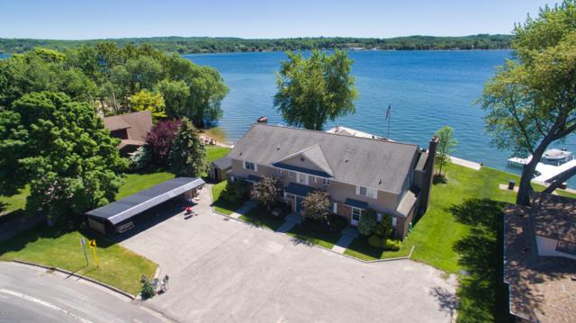 4715-#203 Main Street, Onekama, MI 49675 (MLS #16030536) :: Deb Stevenson Group - Greenridge Realty