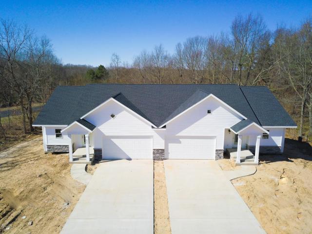 8353 Millstone Court #2, Kalamazoo, MI 49009 (MLS #18039741) :: Matt Mulder Home Selling Team