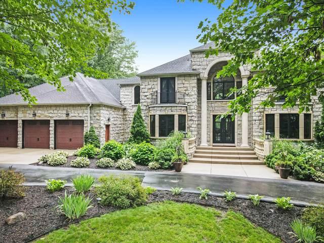 554 Bailey Lake Drive NE, Lowell, MI 49331 (MLS #21027755) :: Sold by Stevo Team   @Home Realty