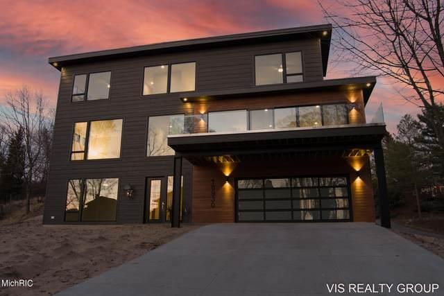 18930 N Shore Drive, Spring Lake, MI 49456 (MLS #21005404) :: Keller Williams Realty | Kalamazoo Market Center