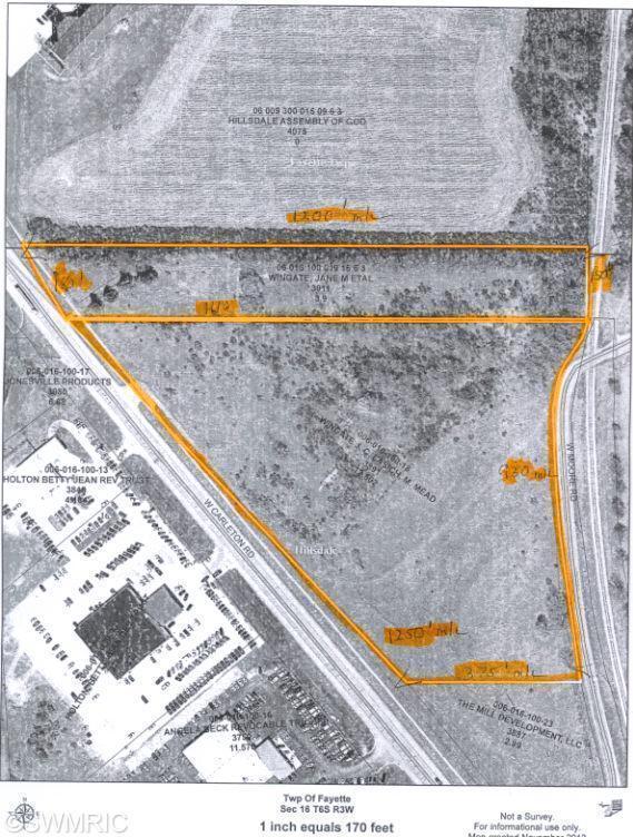 3891 W Carleton Road, Hillsdale, MI 49250 (MLS #13070103) :: Deb Stevenson Group - Greenridge Realty