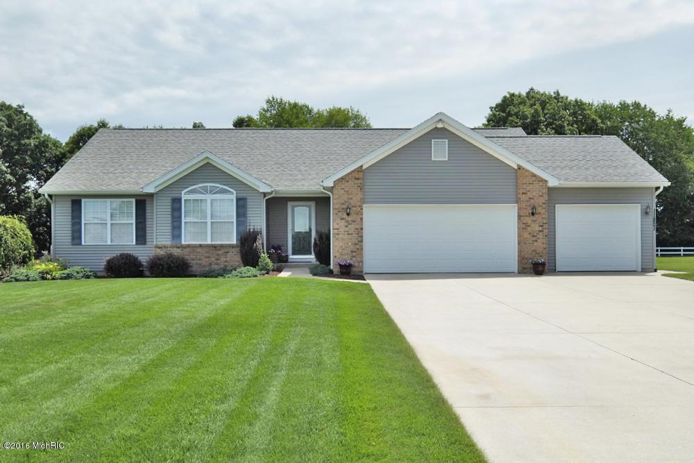 11821 Heron Street, Schoolcraft, MI 49087 (MLS #16034946) :: Matt Mulder Home Selling Team
