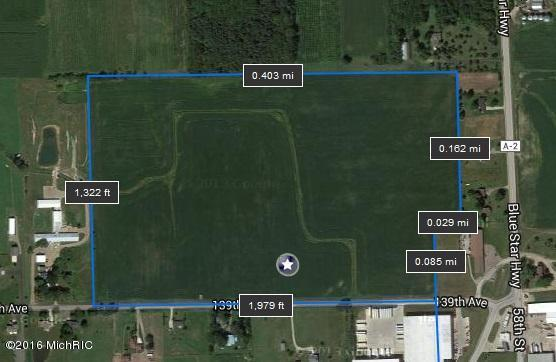 0 139th Avenue, Hamilton, MI 49419 (MLS #17004446) :: Deb Stevenson Group - Greenridge Realty