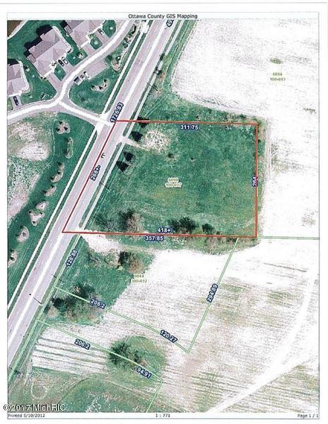 6090 Balsam Drive, Hudsonville, MI 49426 (MLS #17041697) :: Carlson Realtors & Development