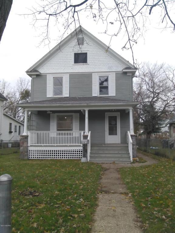 1023 Clinton Avenue, Kalamazoo, MI 49001 (MLS #17056636) :: Carlson Realtors & Development