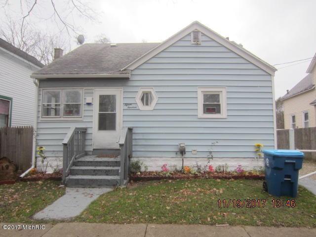 1519 N Church Street, Kalamazoo, MI 49007 (MLS #17056644) :: Carlson Realtors & Development