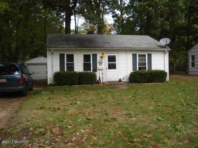 206 W Spaulding Avenue, Battle Creek, MI 49037 (MLS #17059031) :: Matt Mulder Home Selling Team