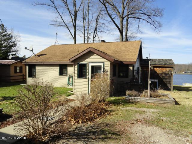 5448 N Bass Lake, Irons, MI 49644 (MLS #17059851) :: Carlson Realtors & Development