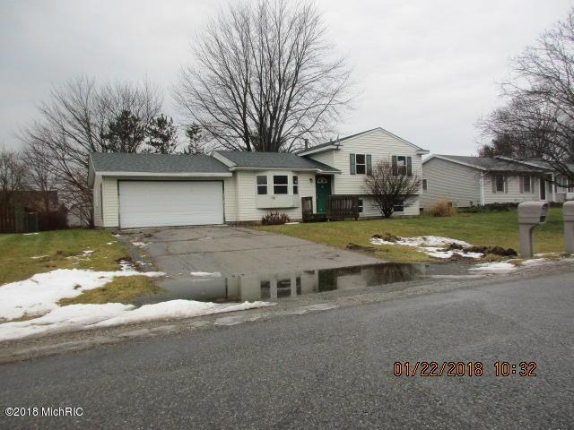 332 Kimberly Street, Galesburg, MI 49053 (MLS #18002390) :: Carlson Realtors & Development