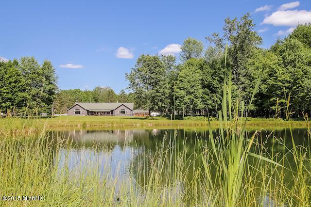 8740 N Sharon Road, Fife Lake, MI 49633 (MLS #18002431) :: Carlson Realtors & Development