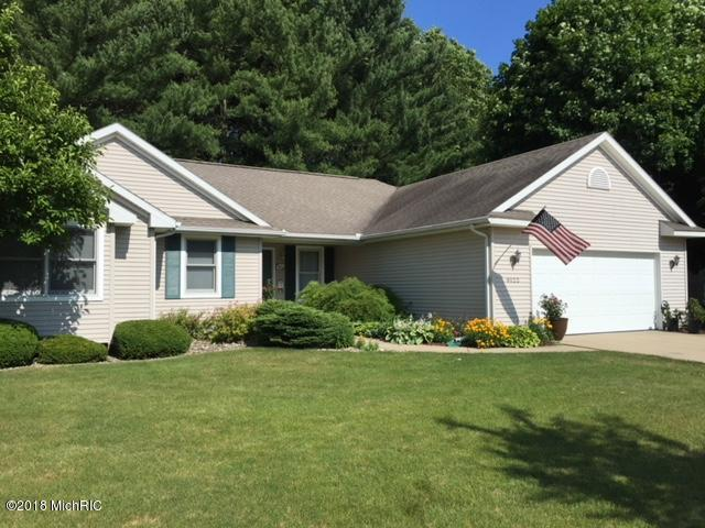 8122 Robinbrook, Richland, MI 49083 (MLS #18003265) :: Matt Mulder Home Selling Team