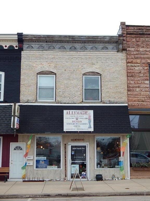 1035 Fourth Avenue, Lake Odessa, MI 48849 (MLS #18005659) :: Deb Stevenson Group - Greenridge Realty