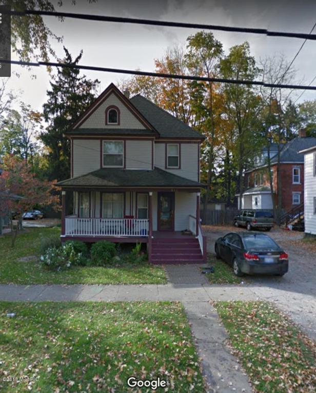 812 Oak Street, Kalamazoo, MI 49008 (MLS #18005963) :: Matt Mulder Home Selling Team