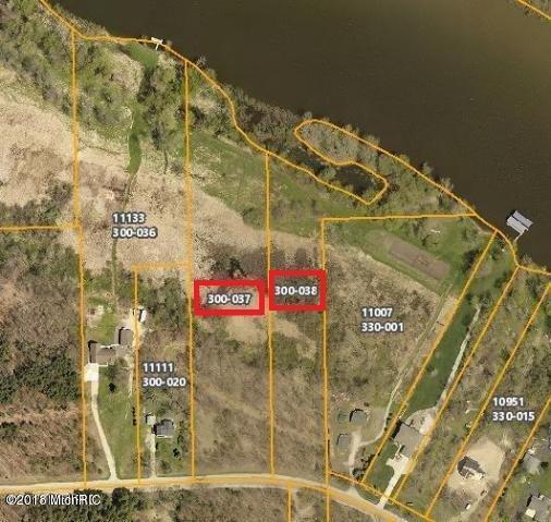 Lot 1&2 N Cedar Drive, Grand Haven, MI 49417 (MLS #18006492) :: JH Realty Partners