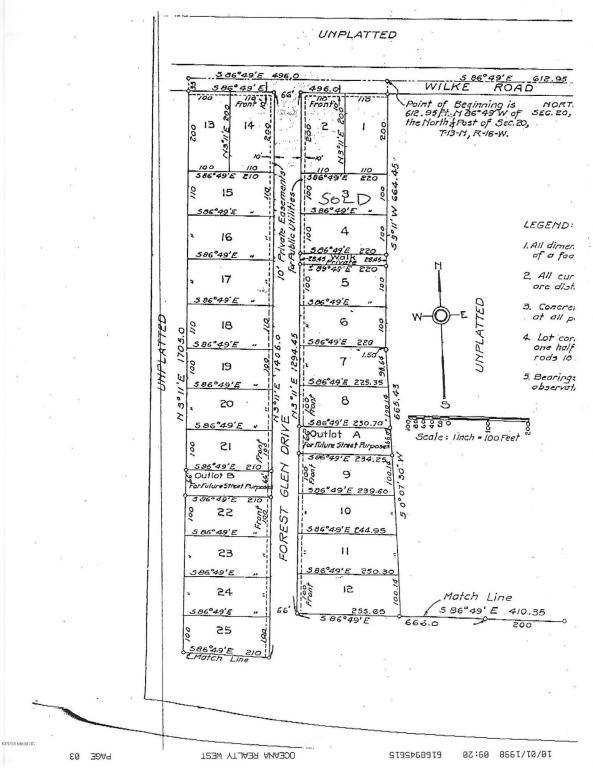 999 E Wilke Rd. And Forest Glen, Rothbury, MI 49452 (MLS #18006959) :: Carlson Realtors & Development