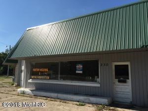 230 N Washington, Constantine, MI 49042 (MLS #18009044) :: Matt Mulder Home Selling Team