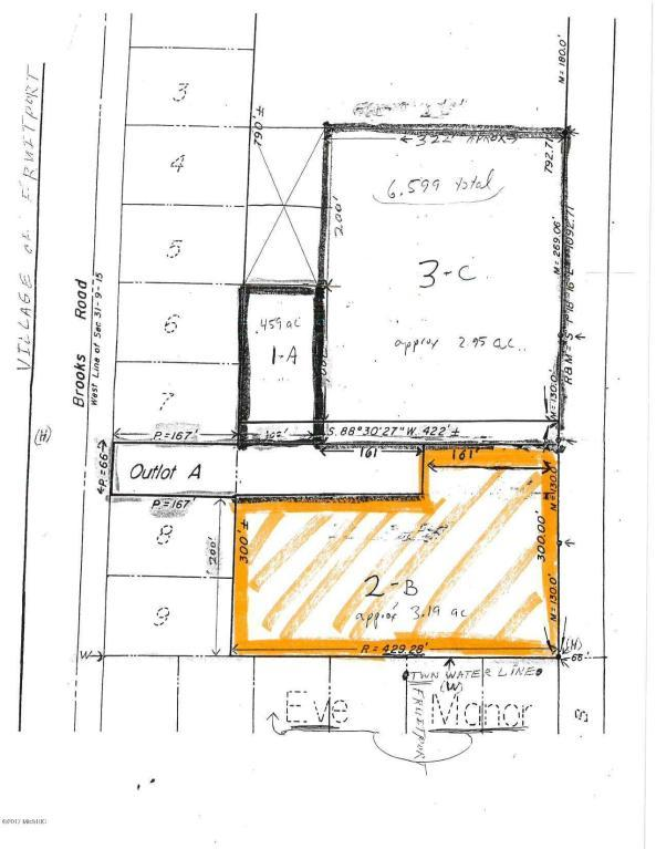 00-B S Brooks Road, Fruitport, MI 49415 (MLS #18011793) :: JH Realty Partners