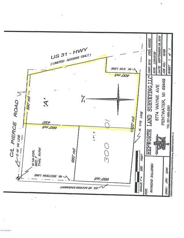 0 Pierce Road, Shelby, MI 49455 (MLS #18011955) :: Carlson Realtors & Development