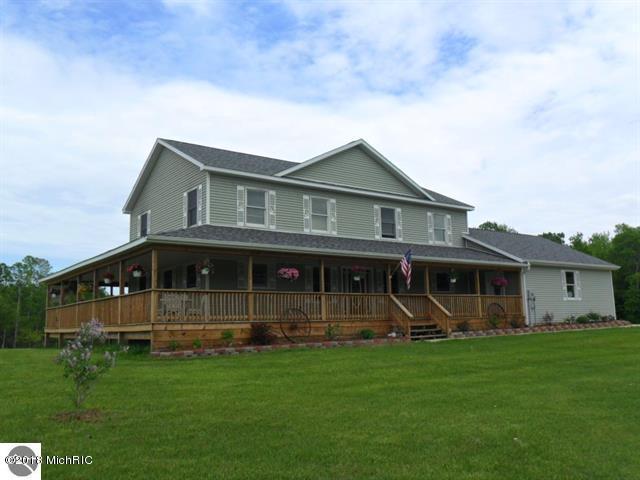 2862 19 Mile Road, Marion, MI 49665 (MLS #18012585) :: Deb Stevenson Group - Greenridge Realty