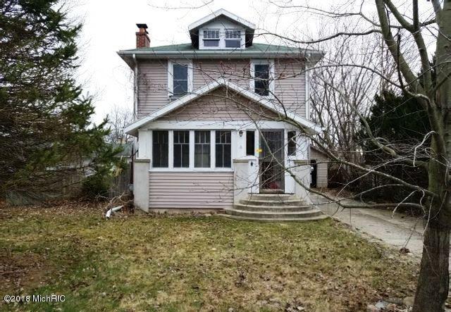 208 N Chestnut Street, Augusta, MI 49012 (MLS #18014090) :: Matt Mulder Home Selling Team