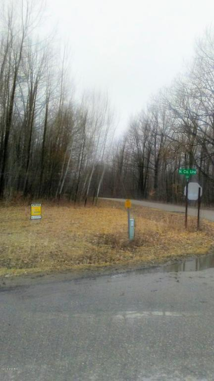 Parcel A W North County Line Road, Lakeview, MI 48850 (MLS #18014588) :: Carlson Realtors & Development