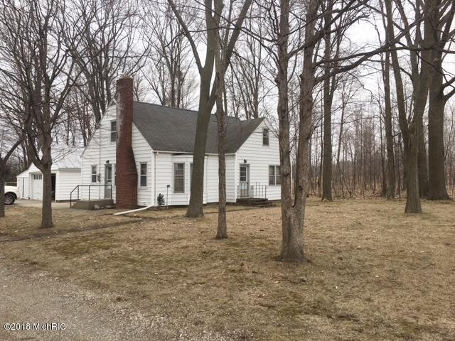 8914 W Howard City Edmore Road, Lakeview, MI 48850 (MLS #18015332) :: 42 North Realty Group