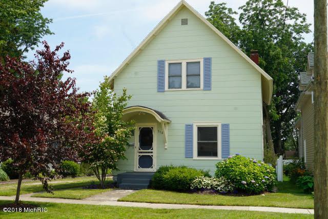 110 Monroe Street, South Haven, MI 49090 (MLS #18015590) :: JH Realty Partners
