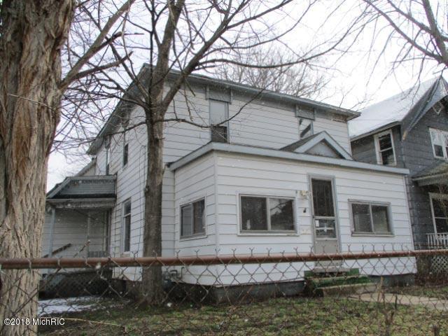 17 Tennyson Avenue, Battle Creek, MI 49015 (MLS #18015686) :: JH Realty Partners