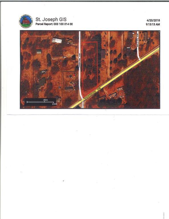 Riverside Drive, Constantine, MI 49042 (MLS #18016162) :: Carlson Realtors & Development