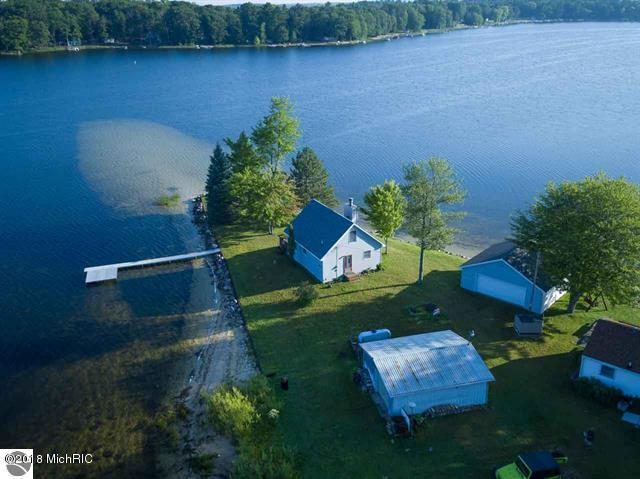 15146 Sandbar Point, Leroy, MI 49655 (MLS #18016247) :: Carlson Realtors & Development