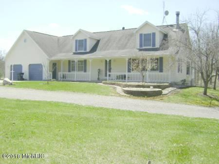 19131 Mason Street, Cassopolis, MI 49031 (MLS #18016919) :: 42 North Realty Group