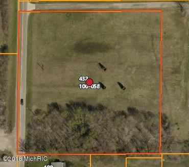 432 N 64th Ave Parcel #1, Coopersville, MI 49404 (MLS #18018058) :: JH Realty Partners