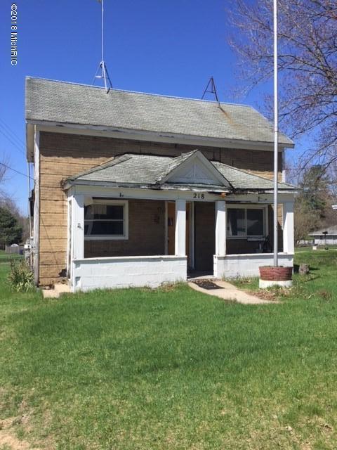 218 S Pine Street, Marion, MI 49665 (MLS #18019209) :: Deb Stevenson Group - Greenridge Realty