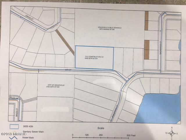 3655 40th Street SW, Grandville, MI 49418 (MLS #18020598) :: Deb Stevenson Group - Greenridge Realty