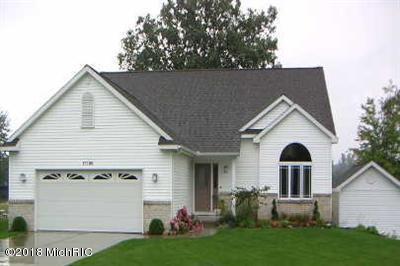 17120 Warrior Drive, Howard City, MI 49329 (MLS #18021065) :: Deb Stevenson Group - Greenridge Realty