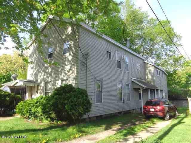 16 S 7th Street, Niles, MI 49120 (MLS #18021590) :: Deb Stevenson Group - Greenridge Realty