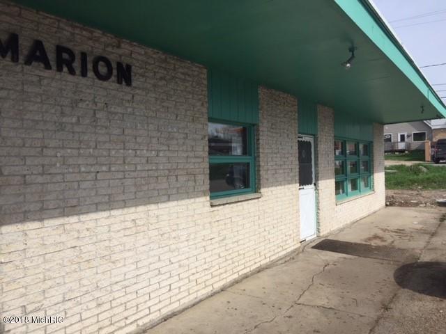 108 S Mill Street, Marion, MI 49665 (MLS #18022379) :: Deb Stevenson Group - Greenridge Realty