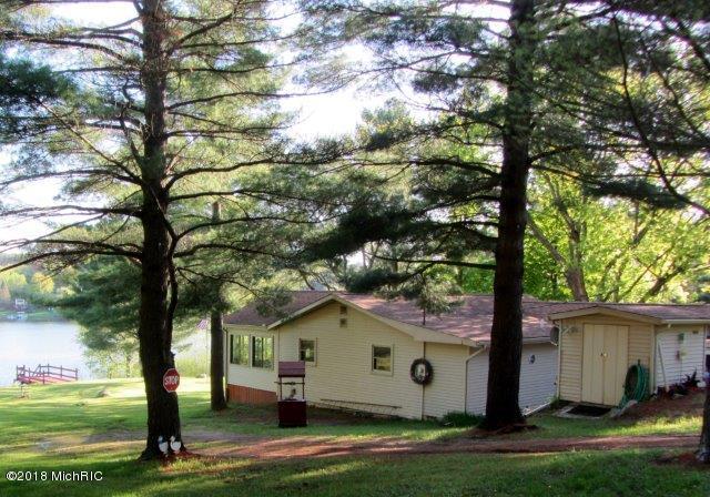 8169 Lake Lure Drive, Evart, MI 49631 (MLS #18022672) :: 42 North Realty Group