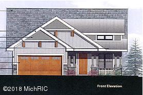 8275 Rose Ridge Drive #97, Rockford, MI 49341 (MLS #18023002) :: Carlson Realtors & Development